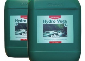 CANNA Hydro Vega A+B, 5 л(soft water)